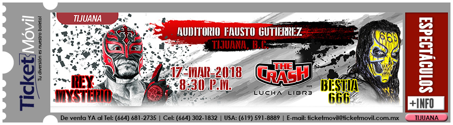 the crash marzo2018 TM